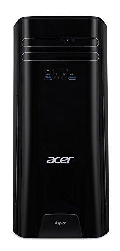 Acer Aspire TC-780 I6402 BE 3GHz i5-7400 Torre Negro PC - Ordenador de sobremesa (3 GHz, 7ª generación de procesadores Intel® Core™ i5, i5-7400, 3,5 GHz, LGA 1151 (Socket H4), 6 MB)