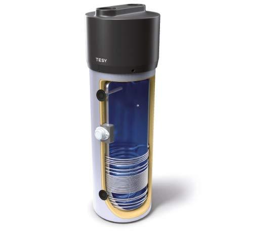 Brauchwasserwärmepumpe Luft 200 Liter mit Solar Brauchwasser Wärmepumpe Trinkwasser Heizung