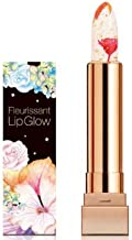 GLAMFOX Glamfox Fleurissant Lip Glow GL04 Rose Flower 3.6g -A Sheer Balm That enhances Your Natural Lip Color While moisturizing and Protecting Lips