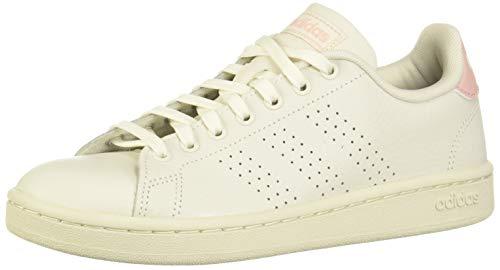 Adidas Advantage, Zapatillas Mujer, Blanco, 40 EU
