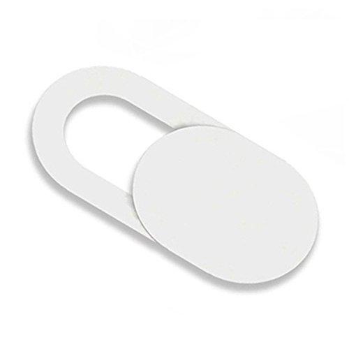 Cikuso 3pzs Pegatinas Escudo de Camara de plastico Proteccion de miradas Anti-Hacker...