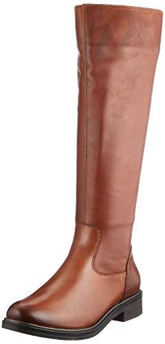 Remonte Damen D8372 Kniehohe Stiefel, Chestnut / 22, 43 EU