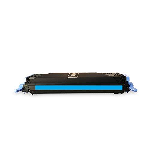 Para HP Q6000A Cartucho de tóner Reemplazo compatible para HP LaserJet Pro 1600 2600N 2605 CM1015 1017 Impresora Impresora Suministros educativos de alta calidad ins blue