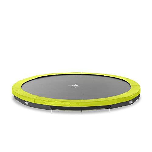 Trampoline - EXIT Silhouette Inground - 366 cm - Groen