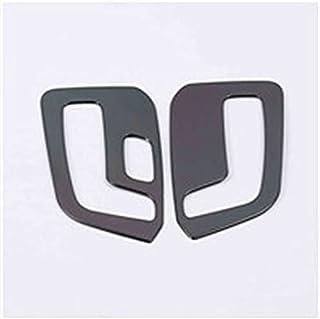 Stainless Steel Car Seat Adjust Button Frame Panel/Fit For Maz.da Cx5 Cx-5 2017 2018 2019 2020 2021 Cx5 Accessories Sticke...
