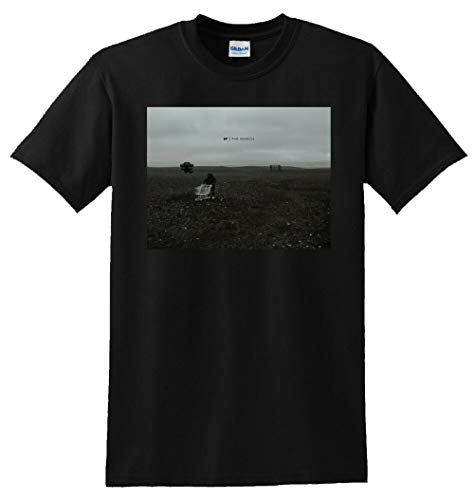 New Nf T Shirt The Search Vinyl CD Cover Small Medium Large Or XL Black-M
