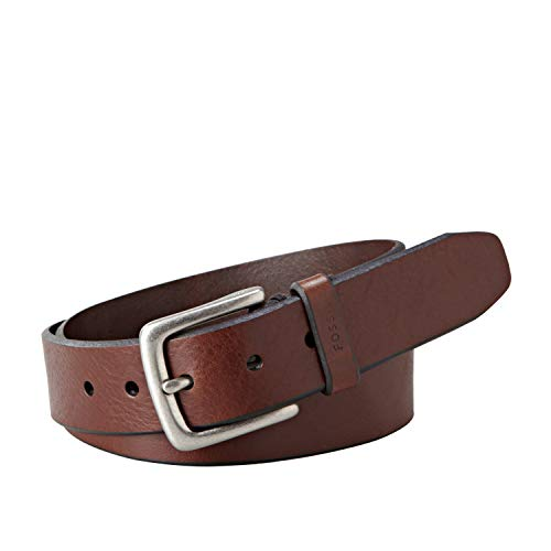 Fossil Men's Joe Belt - Brown 40