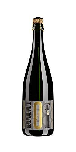 Kolonne Null - Alkoholfreier Sekt - Cuvée Blanc No. 1 (1 x 0,75 L)
