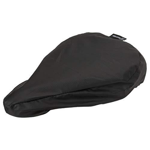 FastRider Satteltasche hülle, Hülle für Fahrradtasche, Fahrradsitz Tasche | Schwarz