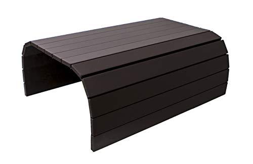 Armtablett für Sofa Elegantes Modell Passt über quadratische Armlehnen.