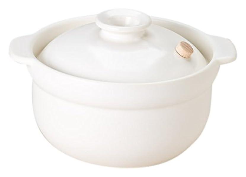 ラインナップクランプ封建NEWマスタークック3合炊飯用土鍋