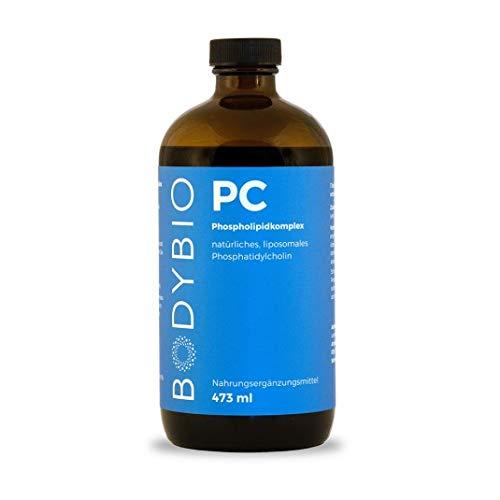 Phosphatidyl Choline aktives PC Liquid 473 ml von BodyBio