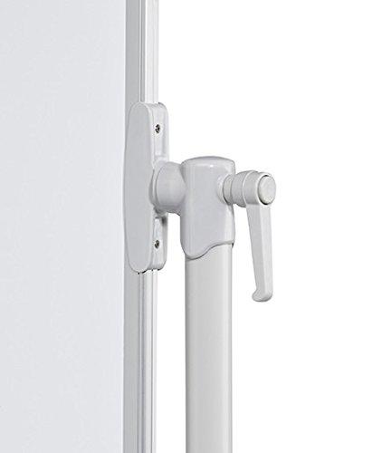 Franken STC902 Stativdrehtafel U-Act Line (100 x 150 cm lackiert) weiß - 2