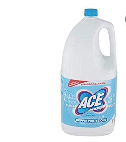 6X Ace Cand eggina classica 3LT biancheria da casa e textilble Ich Medio candeggina