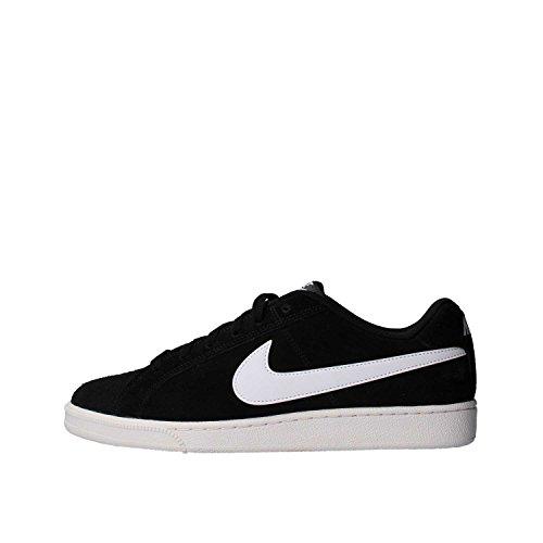 Nike Court Royale Suede, Sneaker Uomo, Nero (Black/White 011), 38.5 EU