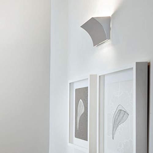 FLOS - Applique murale Flos Pochette Up/Down Led - Gris