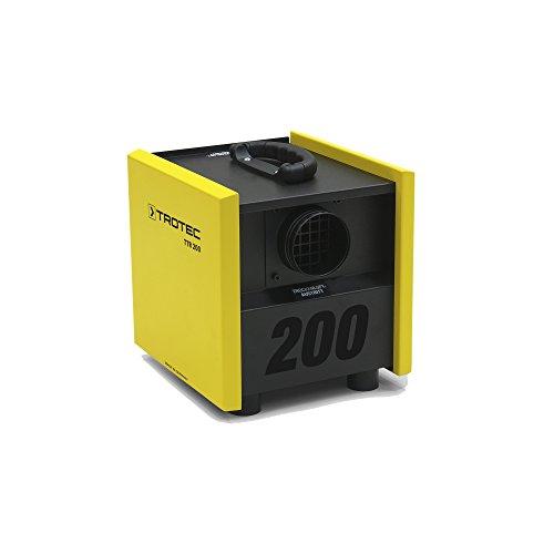 TROTEC Adsorptionstrockner Luftentfeuchter TTR 200 (max. 0,35 kg/h)