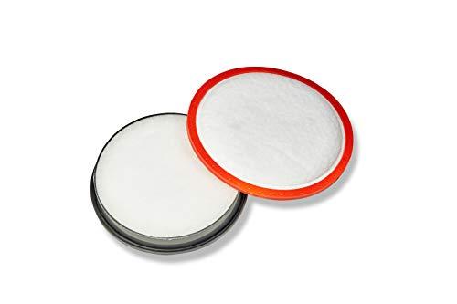 Supremery Filter Set passend für Dirt Devil DD2620-9, DD2650-0, DD2650-1, DD2651-0, DD2651-1 Staubsauger (Ausblasfilter + Motorschutzfilter) Zubehör