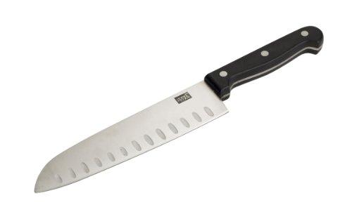 Good Cook 7-Inch Fine Edge Santoku Knife