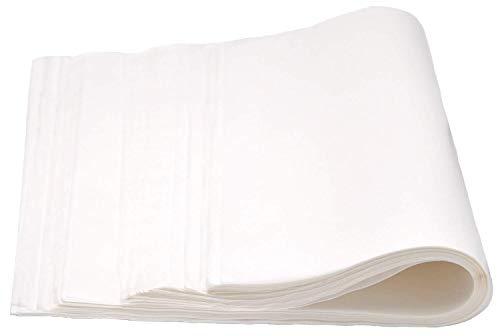 Papel sulfurizado a base de cera no adhesiva, de calidad restaurante, para...