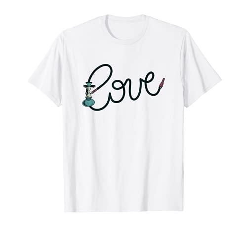 Camisa de la cachimba Pipa de la cachimba Shisha Tabaco Camiseta