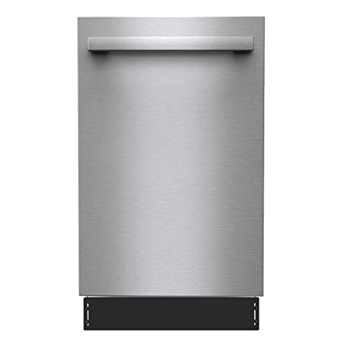 Galanz GLDW09TS2A5A Built in Dishwasher, 9 Place Setting, 18 Inch, 6 Cycles, 3 Options, Stainless Steel