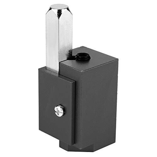 NITRIP DIY Cincel de esquina de corte rápido de alta precisión para carpintería (negro)
