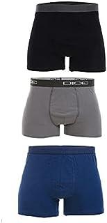 Dice Boxers For Men 3 pcs