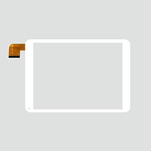 Blanco Color EUTOPING  De Nuevo 9.7 Pulgadas Pantalla tactil Digital La sustitución de para 9.7' ARCHOS 97c Platinum