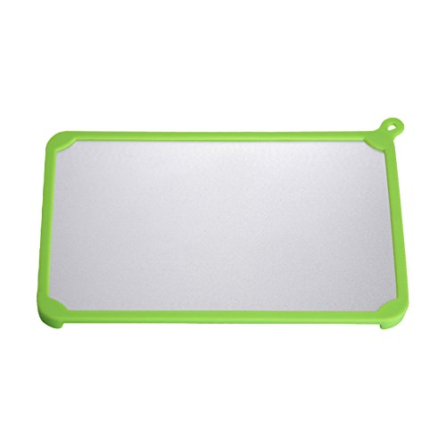 Nizzco Fast Defrosting Tray- The Safest Way to Defrost Meat and steak and Frozen Food Quickly