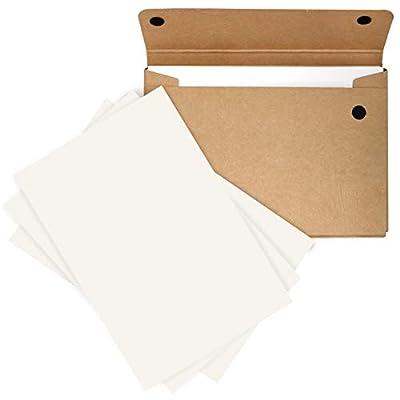 Artway Enviro - Flat White Multi-Arte paper - 250gsm - A3 Folio Pack - 50 Sheets