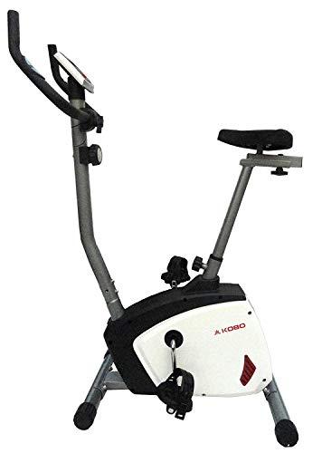 Kobo MB-2 Steel Exercise Magnetic Bike (White)