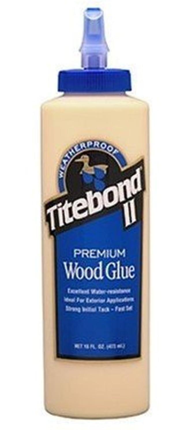 Titebond II Premium Water Resistant Wood Glue - 16 Fluid Ounce (3)