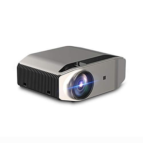 BOXIANGY Proyector HD Proyector de Oficina de Negocios en el hogar Proyección portátil 1080P
