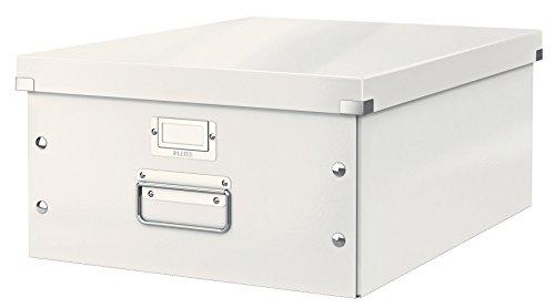 Leitz Click & Store Aufbewahrungs- und Transportbox, A3, weiß, 60450001