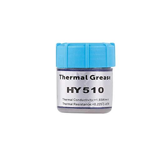 Docooler Wärmeleitpaste Thermofett CPU Silikonpflaster für Alle Kühler