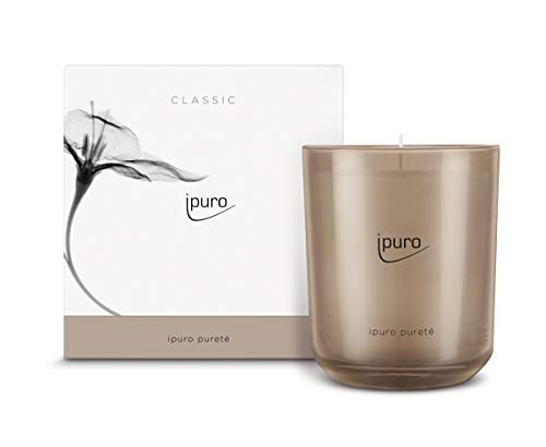 ipuro classic Duftkerze pureté, 270 g
