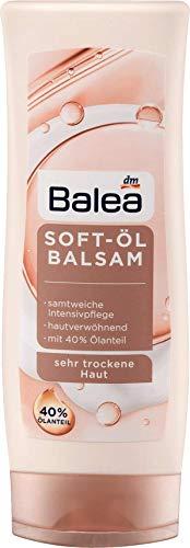 Balea Körperlotion Soft-Öl Balsam, 1 x 200 ml