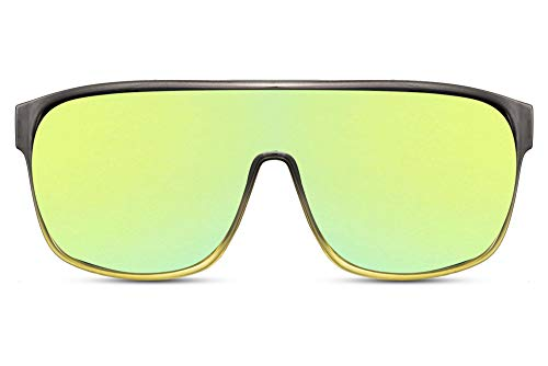 Cheapass Gafas de sol Big XL Protección Gafas con Montura...