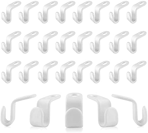 wgkgh Clothes Hanger Connector,Clothing Rack Extension Hook,for Stack Clothes and Make Your Closet Space-Saving