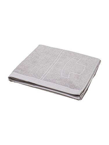 TOM TAILOR Unisex Bath Strand-Handtuch Silber/Silver,90/180