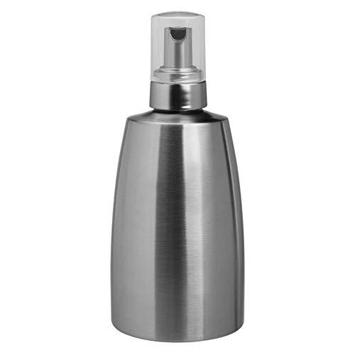 Bodhi2000 - Dispensador de jabón para encimera (acero inoxidable, 400 ml)