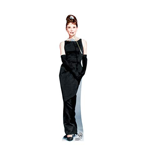 Advanced Graphics Audrey Hepburn Life Size Cardboard Cutout Standup  Breakfast at Tiffany#039s 1961 Film