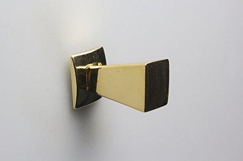 Knopf Möbelknopf Schrankknopf Metall hochglanz gold hochwertig galvanisiert