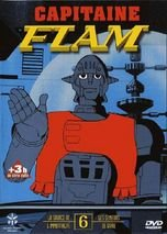 Capitaine Flam - Vol.6 (8 épisodes)
