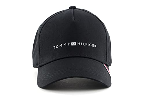 TOMMY HILFIGER Uptown Cap Black