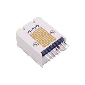 M5StickC Proto Hat  (プロトタイピングボード)