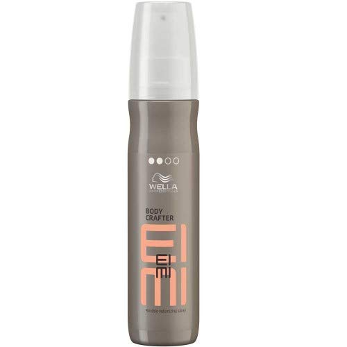 Wella EIMI Body Crafter – Flexibles Volumen Spray, 1er Pack (1 x 150 ml)