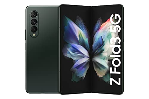 Smartphone SAMSUNG Z Fold 3 5G 12/512GB Green