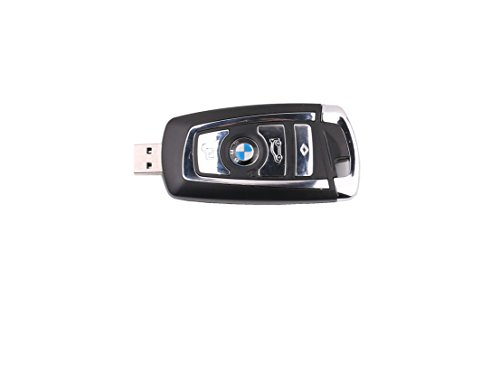 32GB BMW Car Key Model USB Flash Disk Birthday Gift